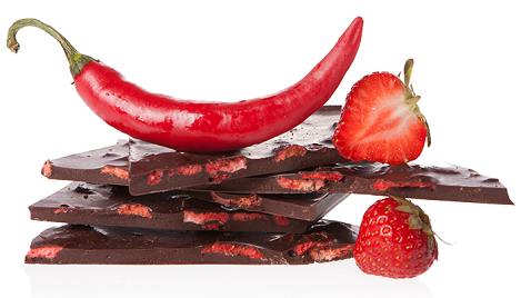 choklad med chili